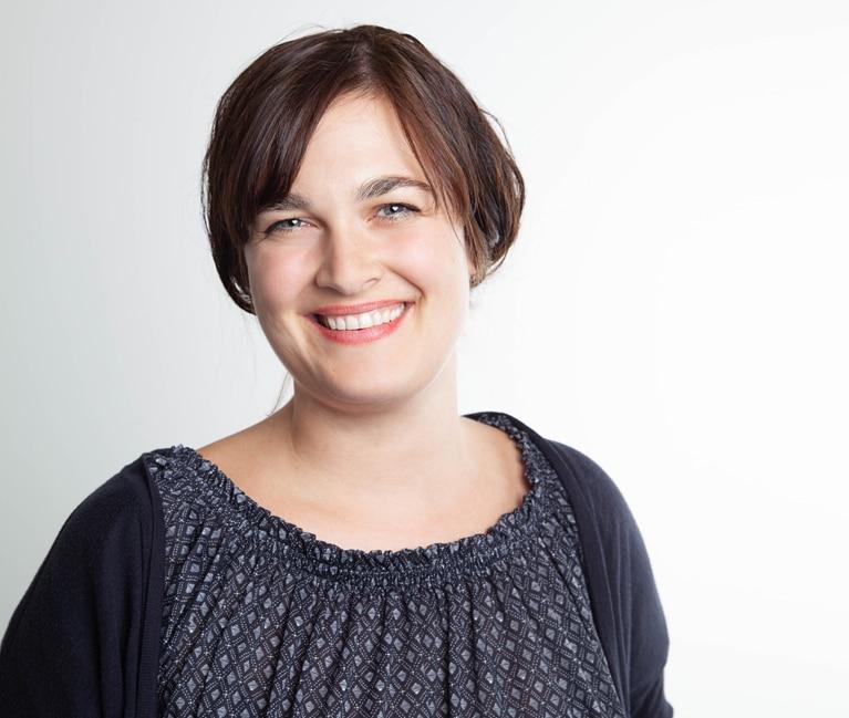 Redaksjonssjef/Innholdsrådgiver Marit Aaby Vebenstad