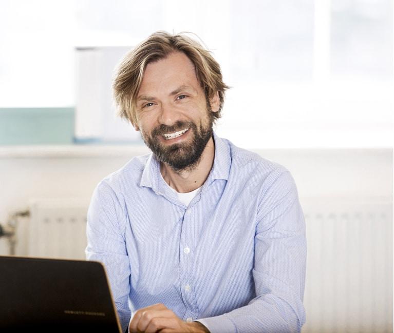 Innholdsrådgiver Gjermund Glesnes
