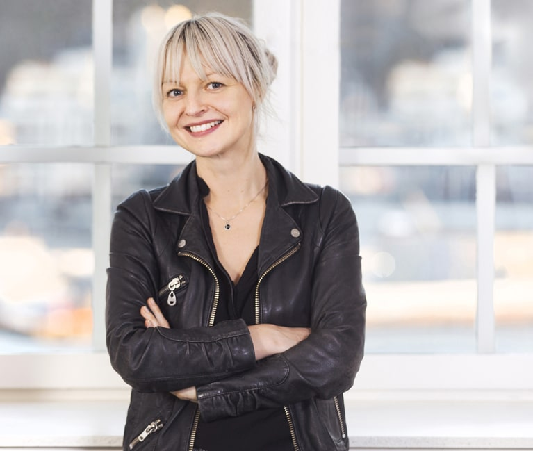 Kreativ leder/innholdsrådgiver Caroline Korsvoll