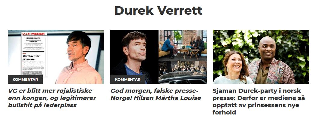 taggen Durek Verrett